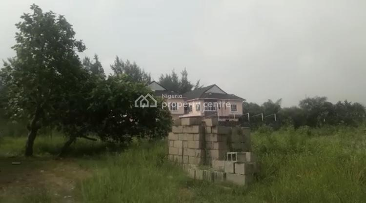 6 Plots of Dry Land in a Built Up Area, G.r.a, Ikota, Lekki, Lagos, Mixed-use Land for Sale