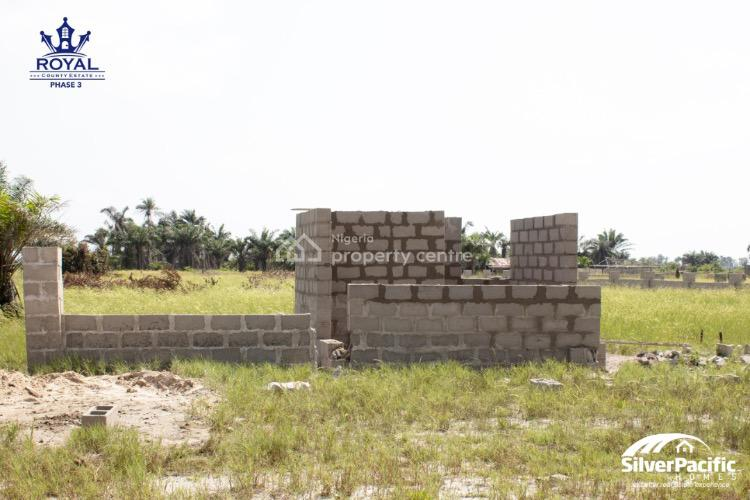 Be a Part of Royalty Today, an Affordable Deal You Dont Want to Miss, Royal County, Folu Ise, Ibeju Lekki, Lagos, Residential Land for Sale