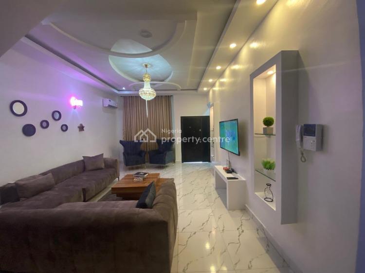 Luxury 4 Bedroom Detached Duplex with Unlimited Wifi, Lekki County, Lekki Expressway, Lekki, Lagos, Detached Duplex Short Let