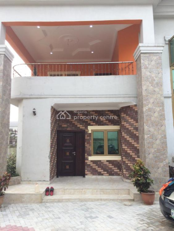 Newly Built and Luxuriously Finished 4 Bedroom Detached Duplex, Nta Road, Port Harcourt, Rivers, Detached Duplex for Sale