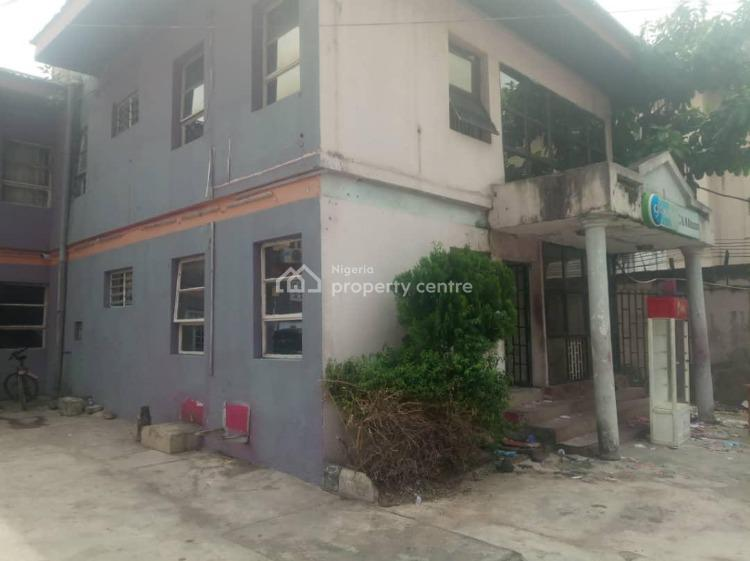 Commercial Property on 908sqm Land Size, Allen, Ikeja, Lagos, Office Space for Sale