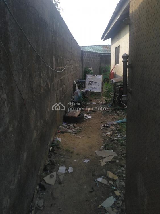 Half Plot of Land, Obalaide Estate, Ibeshe, Ikorodu, Lagos, Residential Land for Sale