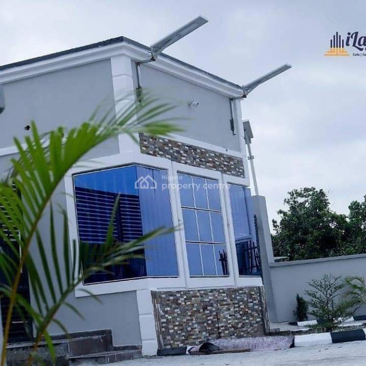 Lands in a Beautiful Estate, Beachwood Estate, Shapati, Ibeju Lekki, Lagos, Residential Land for Sale