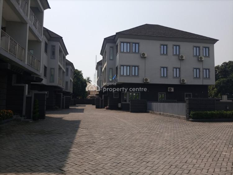 Newly Built 4 Bedroom Semi Detached Duplex and a Room Bq, Off Kingsway Road, Ikoyi, Lagos, Semi-detached Duplex for Rent