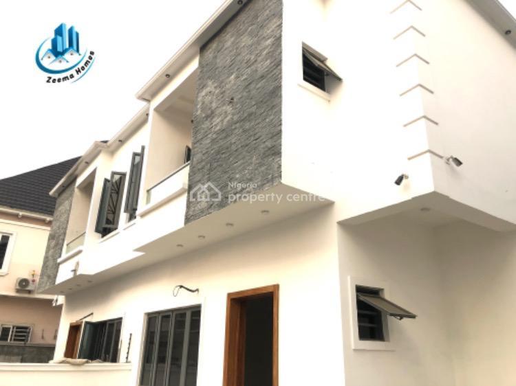 4 Bedroom Semidetached, Osapa London, Lekki, Lagos, Semi-detached Duplex for Sale