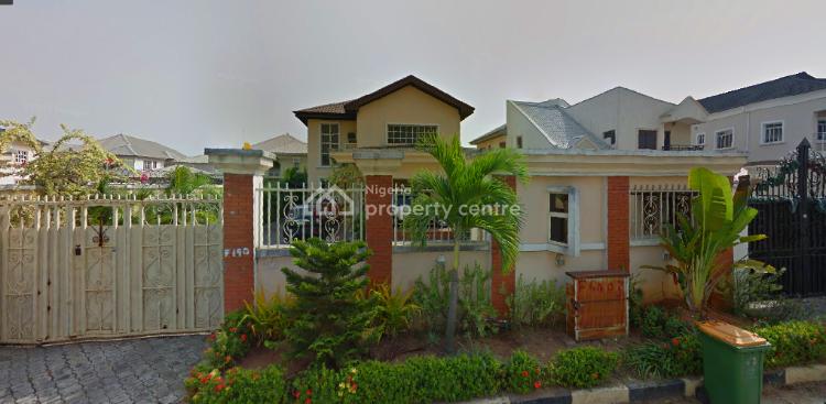 5 Bedroom Fully Detached House with 2 Room Bq, Vgc, Lekki, Lagos, Detached Duplex for Sale