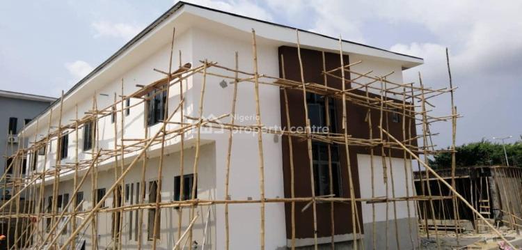 Exotic 4 Bedroom Terraces, Behind Romey Gardens, Nicon Town, Lekki, Lagos, Terraced Duplex for Sale