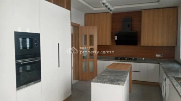 5 Bedroom Fully Detached Duplex with 2bq, Ikate, Lekki, Lagos, Detached Duplex for Rent