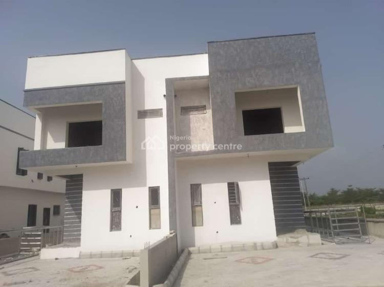 3 Bedroom Semi Detached Duplex, Shoprite, Bogije, Ibeju Lekki, Lagos, Semi-detached Duplex for Sale