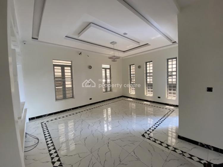 Luxury 5 Bedroom Duplex, Chevron, Lekki, Lagos, Detached Duplex for Sale
