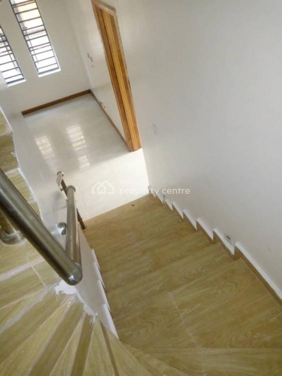 4 Bedroom Semi Detached Duplex, Chevron 2nd Tollgate, Lekki, Lagos, Semi-detached Duplex for Rent