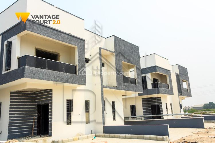3 Bedroom All Ensuite Semi Detached Duplex with Bq, Lekki - Epe Expressway, Bogije, Ibeju Lekki, Lagos, Detached Duplex for Sale