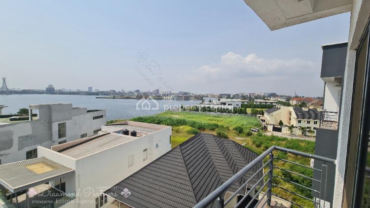 4 Bedroom Pent Maisonette, Banana Island, Ikoyi, Lagos, Terraced Duplex for Rent