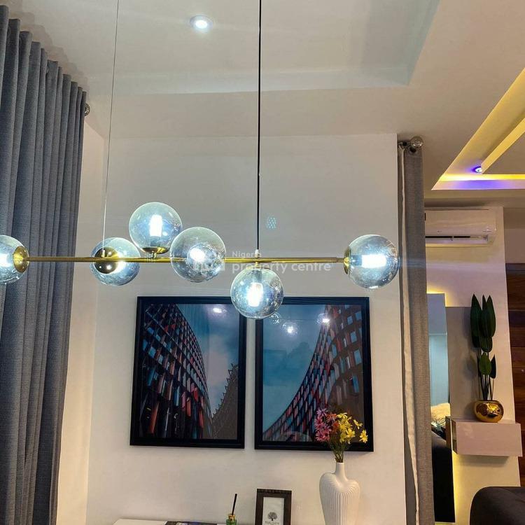 Luxury 4 Bedroom Apartment with Excellent Features, Chevron, Lekki, Lagos, Flat Short Let