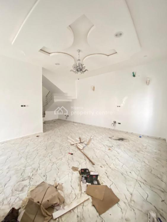 4 Bedroom Semi-detached Duplex with Bq, Lekki Phase 2, Lekki, Lagos, Semi-detached Duplex for Sale