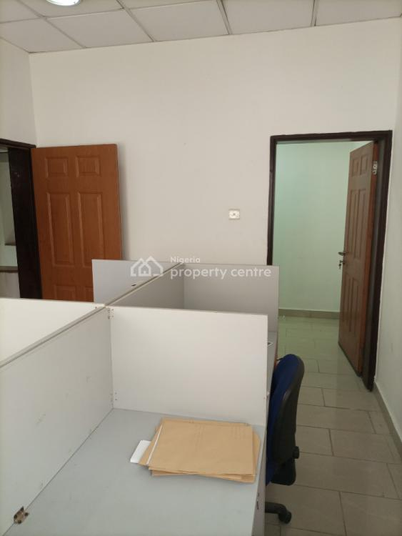 5 Man Serviced Office Space with Furniture, Off Ajose Adeogun, Victoria Island (vi), Lagos, Office Space for Rent