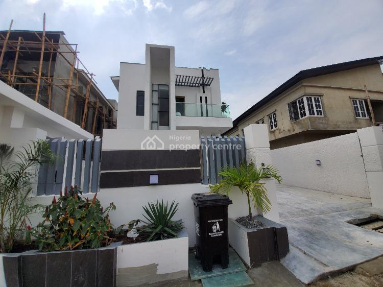 Luxury & Exotic 5 Bedroom Fully Detached House with Swimming Pool, Ologolo, Lekki, Lagos, Detached Duplex for Sale
