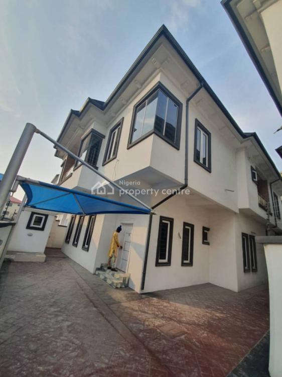 Brand New 5 Bedrooms Duplex with Bq, Osapa London Road, Osapa, Lekki, Lagos, Detached Duplex for Sale