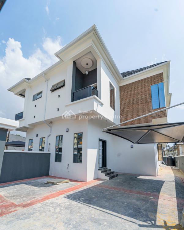 Premium 4 Bedroom Semi Detached House, Lekki Conservation, Lekki Expressway, Lekki, Lagos, Semi-detached Duplex for Sale