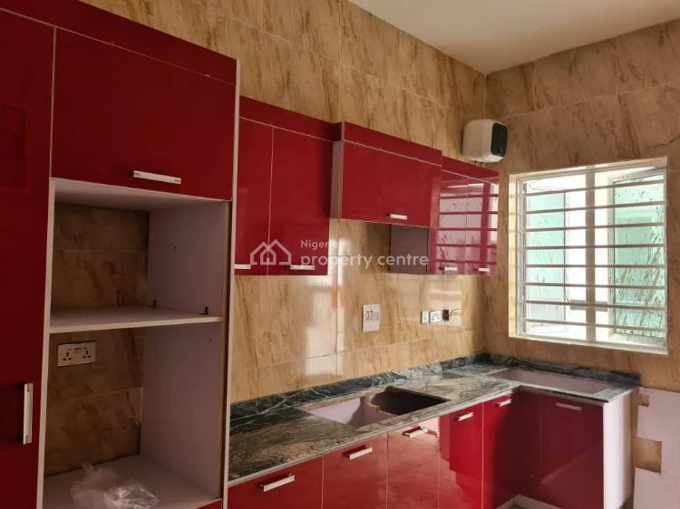 Luxury 4 Bedroom Semi Detached Duplex with a Room Bq., Chevron Alternative Route, Lekki, Lagos, Semi-detached Duplex for Sale