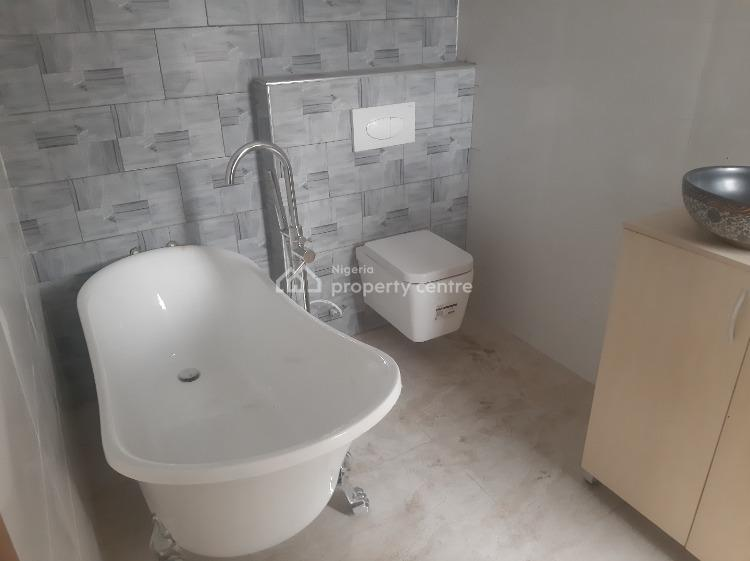 Luxury 5 Bedrooms Fully Detached Duplex with Bq  in a Commercial Area, Chevron Alternative Route, Lekki, Lagos, Detached Duplex for Sale