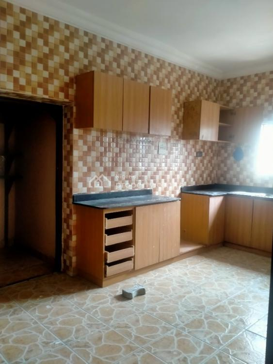 Standard 3 Bedroom Upstairs, Atlantic View Estate, Igbo Efon, Lekki, Lagos, Flat for Rent