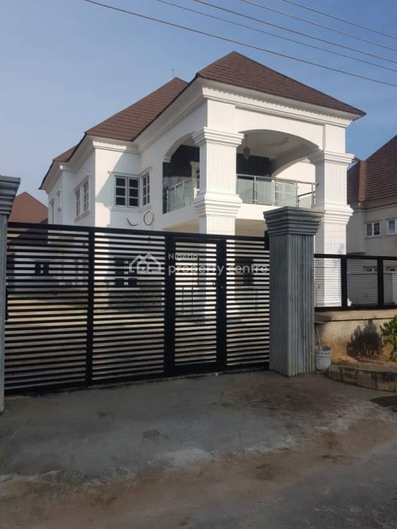 5 Bedroom Detached House, Mab, Gwarinpa, Abuja, Detached Duplex for Sale