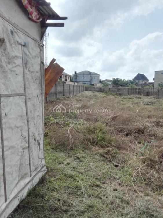 370sqm Land, Unilag Estate, Magodo, Lagos, Mixed-use Land for Sale