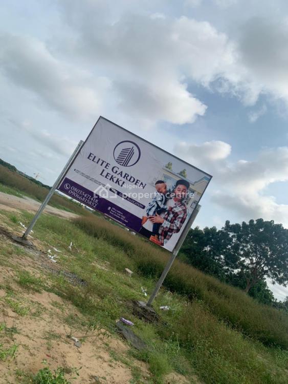 Residential Plots of Land - Freehold and Survey, Elite Garden, Abijo, Lekki, Lagos, Mixed-use Land for Sale