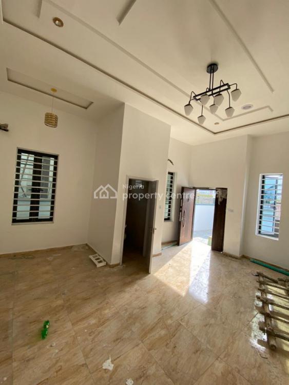 Luxury 4 Bedrooms Semi Detached Duplex with Bq, Chevron Drive, Lekki, Lagos, Semi-detached Duplex for Sale