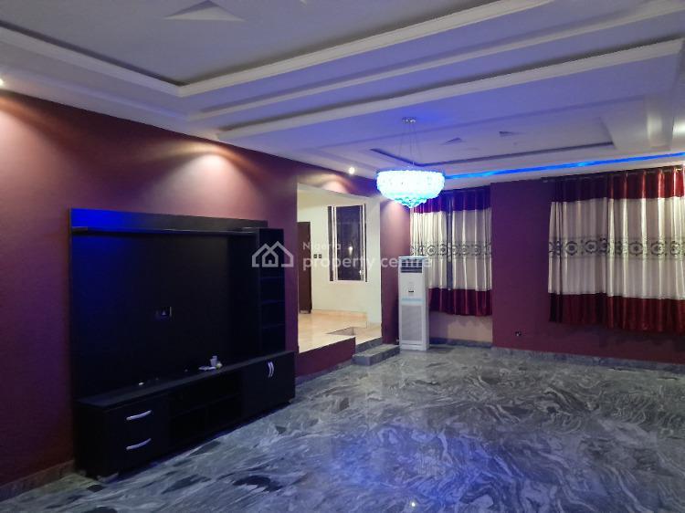 Serviced 4 Bedroom Duplex with a Room Service Quarters, Harmony Estate/ Naf Base, Eliozu, Port Harcourt, Rivers, Detached Duplex for Rent