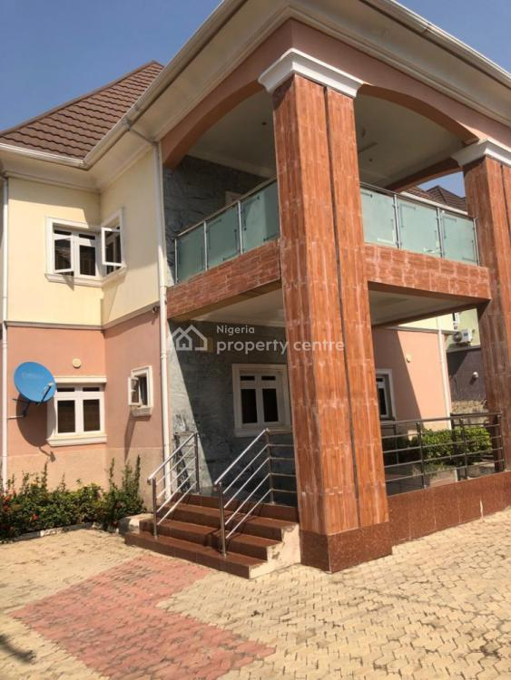 5 Bedroom Fully Detached Duplex with 2 Rooms Bq, Mab Global Estate, Gwarinpa, Abuja, Detached Duplex for Sale
