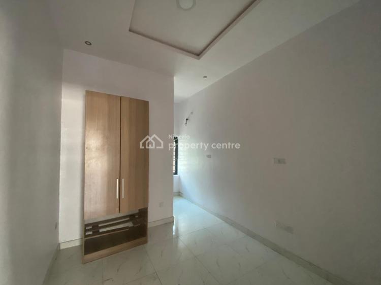 Newly Built 4 Bedroom Semi-detached Duplex with Bq, Agungi, Lekki, Lagos, Semi-detached Duplex for Sale