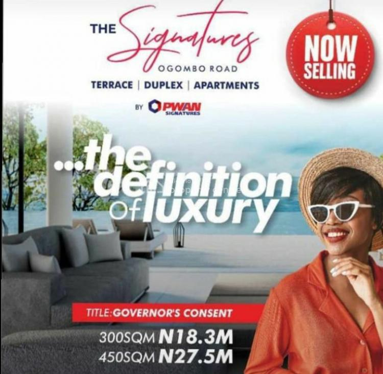Perfect Luxury Buy and Build Lands and Smart Buildings to Invest in., Ogombo Road, Off Abraham Adesanya, Ajah, Lagos, Mixed-use Land for Sale