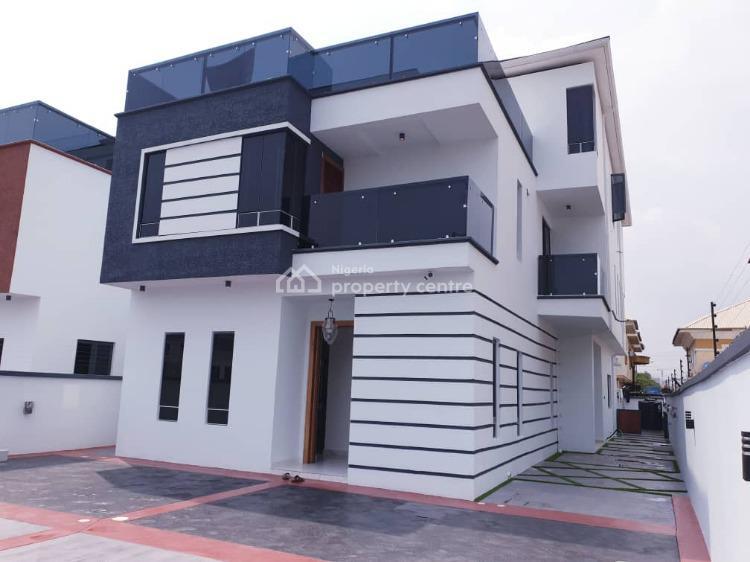 5 Bedroom Fully Detached Duplex+ Swimming Pool & 2 Bq, Lekki Phase 1, Lekki, Lagos, Detached Duplex for Sale