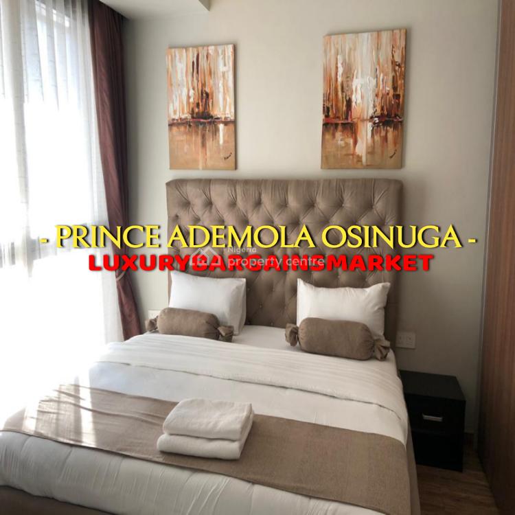 Prince Ademola Osinuga Specials! Exotic 2 Bedroom Apartment, Eko Atlantic City, Lagos, Flat Short Let