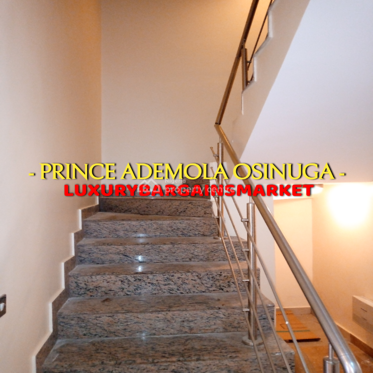 Prince Ademola Offers!!! Cheap Self Serviced 5 Bedroom Semi Detached, Parkview, Ikoyi, Lagos, Semi-detached Duplex for Rent