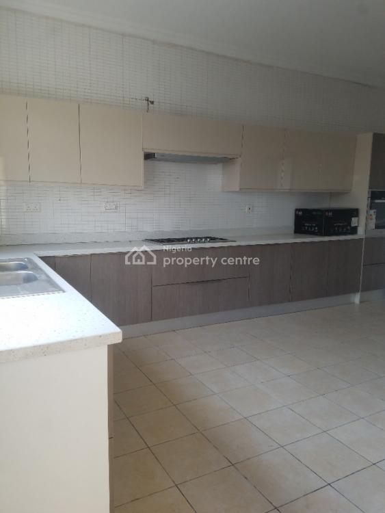 Spacious and Luxury 3 Bedroom Flat with 1room Bq, Off Freedom Way, Lekki Phase 1, Lekki, Lagos, Flat for Rent