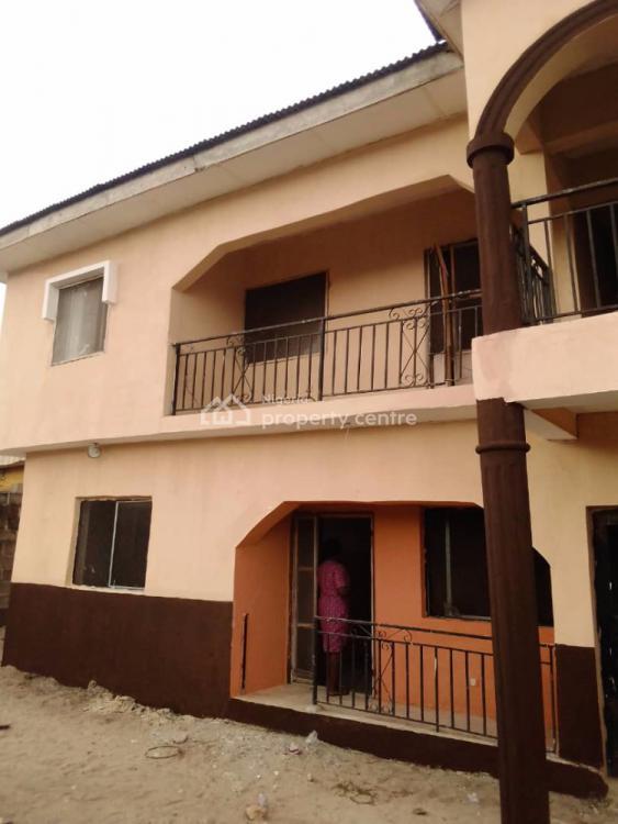 Deed and Survey, Thera Estate, Sangotedo, Ajah, Lagos, Block of Flats for Sale