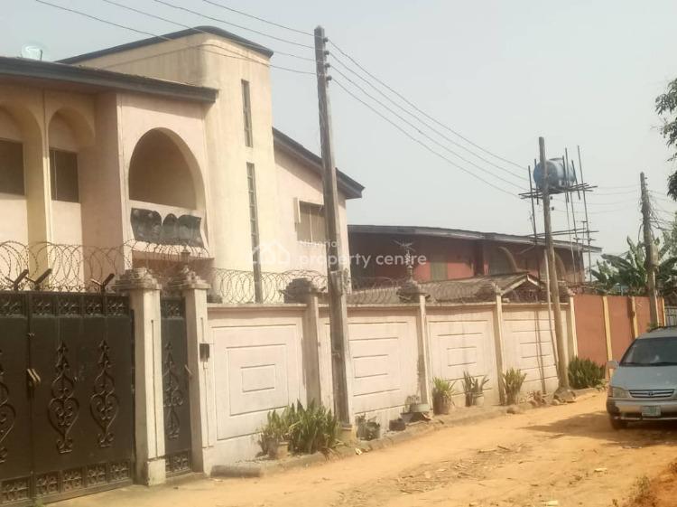 Executive 5 Bedroom Duplex with C of O, Seliat Estate, Egbeda, Alimosho, Lagos, Detached Duplex for Sale