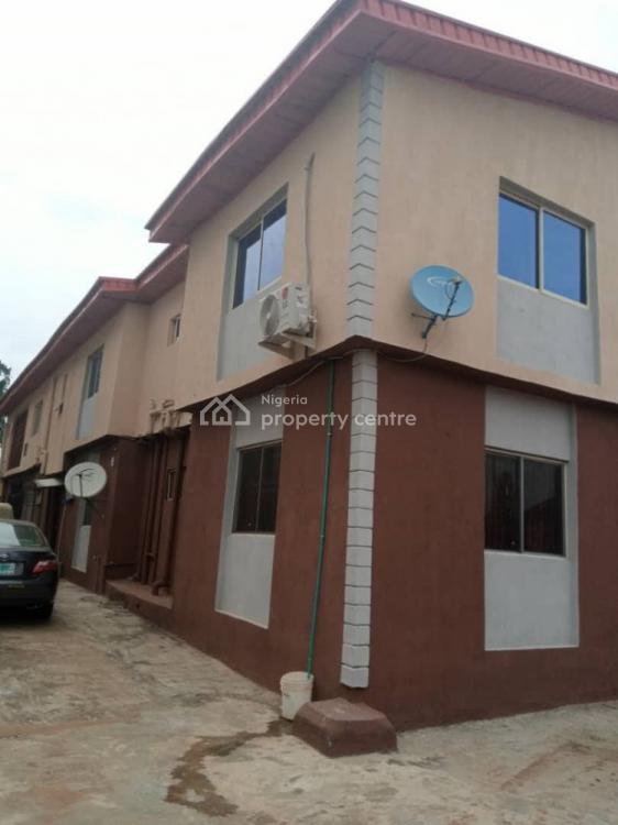 Executive 4 Blocks of 3 Bedroom Receipt and Survey, Ajao Estate, Oshodi, Lagos, Block of Flats for Sale
