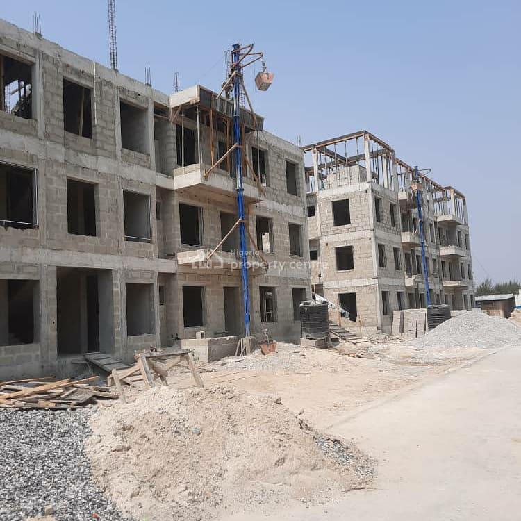 3 Units of 1 Bedroom Apartment in a Fully Serviced Estate, Lekki County Estate, Ikota, Lekki, Lagos, Flat for Sale
