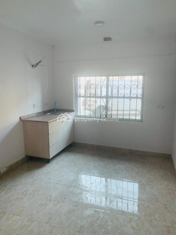 Large One Bedroom Flat, Lekki Phase 1, Lekki, Lagos, Self Contained (single Rooms) for Rent