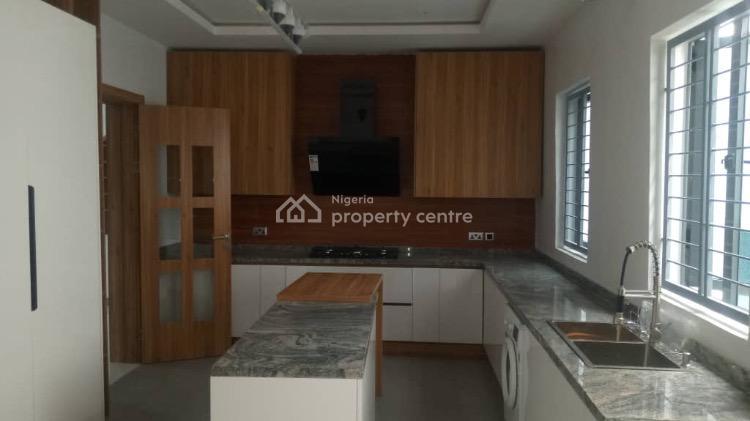 Brand New 5 Bedrooms, Lekki Phase 1, Lekki, Lagos, Detached Duplex for Rent