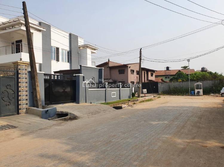 New 3 Bedroom Semi Detached Duplex and Bq, Arowojobe Estate, Mende, Maryland, Lagos, Semi-detached Duplex for Sale