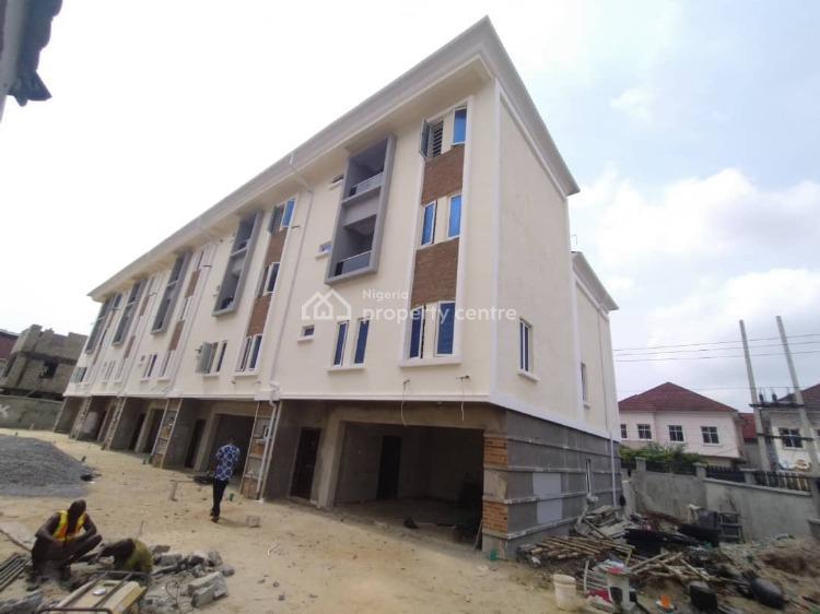 5 Bedroom Terraced Duplex with Bq, Idado, Lekki, Lagos, Terraced Duplex for Sale