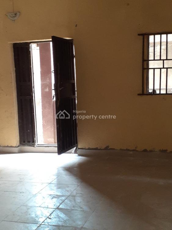 a Nice 2 Bedroom Flat, Ogunseye Street Off Airforce Base, Shasha, Idimu, Lagos, Flat for Rent