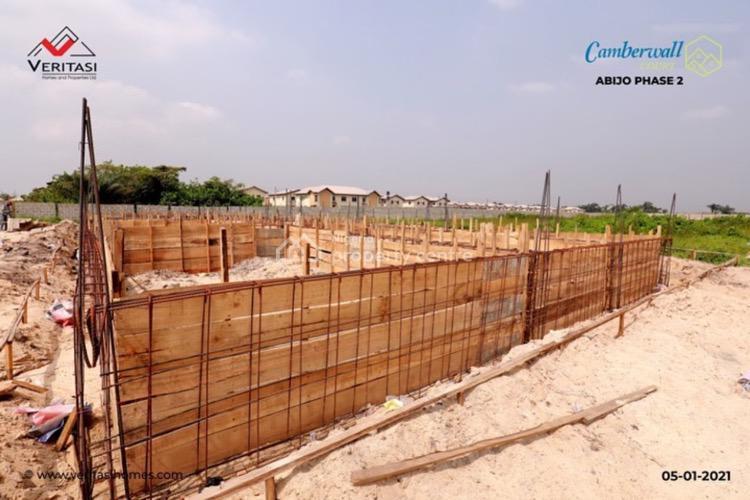 4 Bedroom Semi Detached Duplex with Bq, Abijo Gra, Abijo, Lekki, Lagos, Block of Flats for Sale