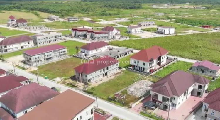 Ready to Build Estate Land in a Developed Environment, 2 Minutes From Expressway and 5 Minutes From Shoprite, Sangotedo, Ajah, Lagos, Residential Land for Sale