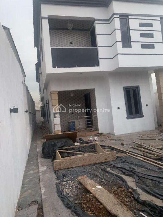 Newly Built and Tastly &spacious Well Finished 4 Bedroom Detached, Extension, Omole Phase 2, Ikeja, Lagos, Detached Duplex for Sale